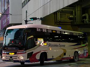 バス 静岡 大阪